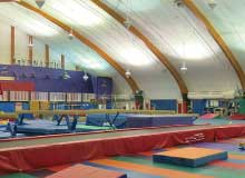 Racquet, Fitness & Gymnastics Center